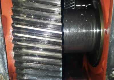 sample gearbox