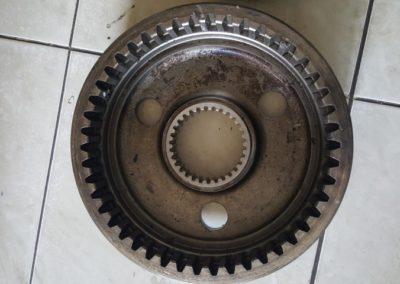 Sample ring gear