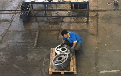 Pabrik Spare Part Industri Di Tangerang