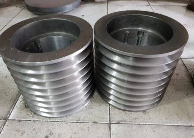 Pulley SPC 8 grooves